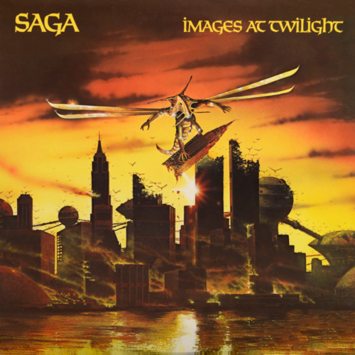 SAGA IMAGES AT TWILIGHT