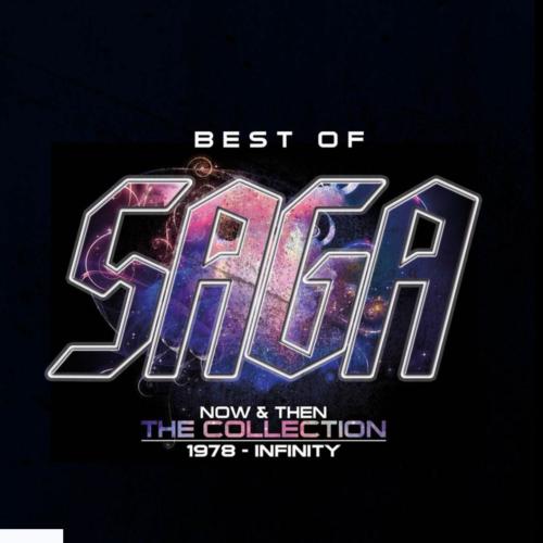 SAGA NOW & THEN COLLECTION